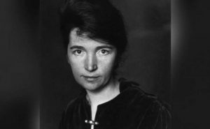 Young Margaret Sanger